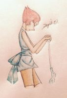 Pearl (Steven Universe) by LILIE47
