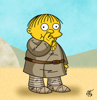 Anakin Wiggum by UncleScooter