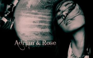 Adrian and Rose by jeannemoon