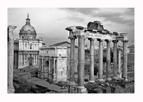 Rome for ever 2 by MagicWorld