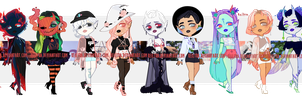Cheeb batch 7- A little spoopy 1/9 OPEN by Reiltra