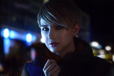 Detroit: Become Human - Kara by MilliganVick