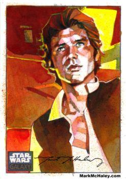 Galaxy 6 Han Solo by markmchaley