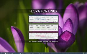 Flora for Linux by weakhead