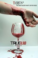 True Blood Season 5 Poster by Janina-Photography