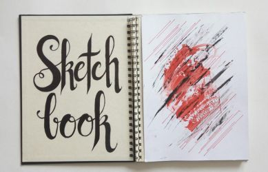 [My Sketchbook] #1 by KeiARTx