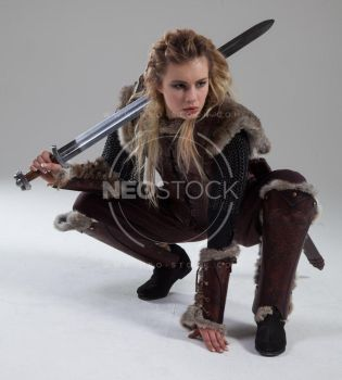 Pippa Medieval Warrior 258 - Stock Photography by NeoStockz
