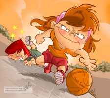 Basket Jenni by mariods