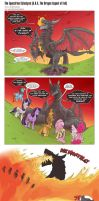 The Equestrian Cataclysm by saturdaymorningproj