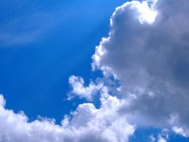 Cotton Clouds 7 by richardxthripp