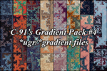 Gradient Pack #4 by C-91