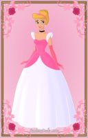 Cinderella - Pink Dress by ThomasAnime