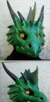 Arios mask commission by zarathus