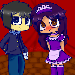 Maids And Butlers by LavenderSapphirexX