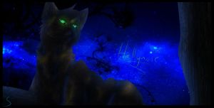 Request: Hollynose- Night Eternal by Leapingspirit
