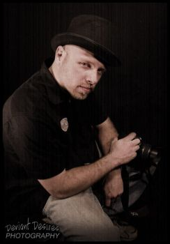 Mr Willy Self Portrait by DeviantDesires