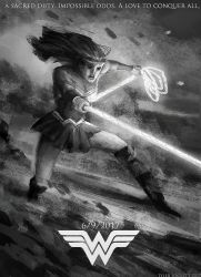 Wonderwoman by tylerlockett