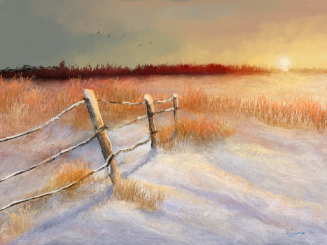 Winter 2016 by Sillybilly60
