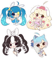 C: Crayon Cheebs Batch 2 by Valyriana