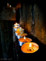 _Candles_ by cristilaceanu
