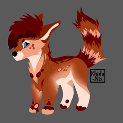 Lineless Wolf Auction #4 (OPEN) by Khida-Nix