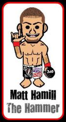 Bape Matt Hamill UFC fighter by SilentGorilla