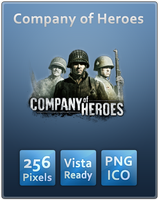 Company of Heroes Icon by Th3-ProphetMan