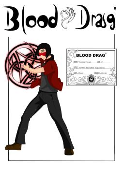 Blood Drag' Guild - Yoshiro by ZoeYumeko-Rpc