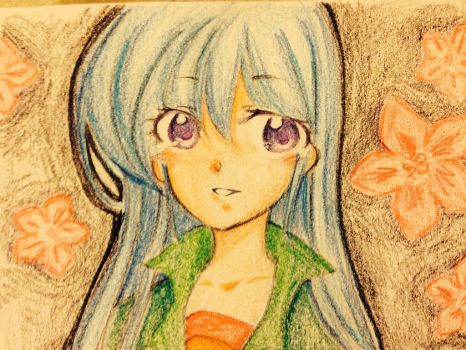 Color pencil by Nihaoboy