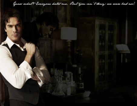 Damon. Vampire Diaries by XRanyBabeX
