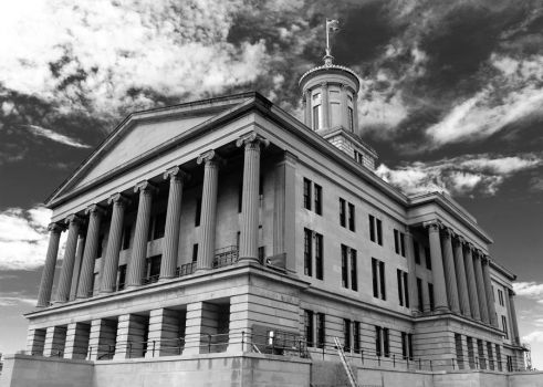 State Capitol by alimuse