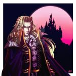 Commision of Alucard - Castlevania