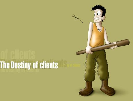 Destiny of clients by omarhamdy