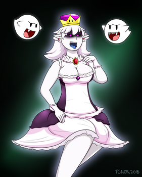 Queen Boosette by ChocEnd
