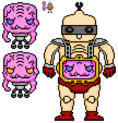 Krang POP! by WitheredBBfilms