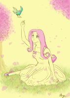 Symphony in yellow by VeryGood91