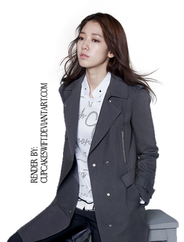 [PNG] Park Shin Hye 05 by CupcakeSwift