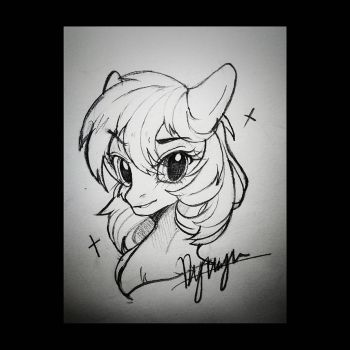 sketch by PhobiaOwl