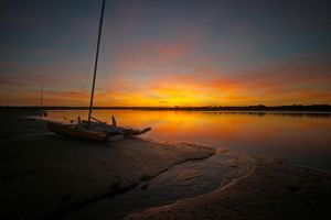 Barwon Heads Sunrise 2 by daniellepowell82