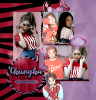 Pack Png 275 | Chungha | #1 by IDreamWithFire