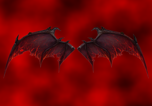 Demon Wings DOWNLOAD by Reseliee