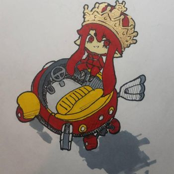 Mario kart 8 online champ by miserablephantom