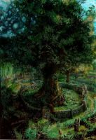 Ygdrasil by sonofamortician