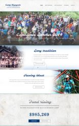 Sample Camp page by rEspaWn16