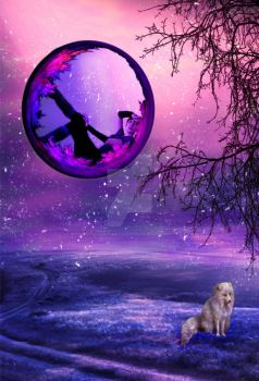 Floating on a Dream by DreamscapeCovers