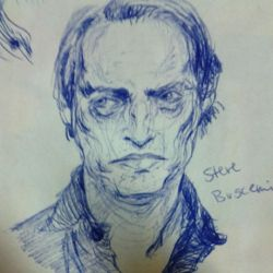 Steve Buscemi by all-akimbo