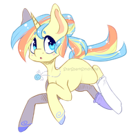 (CLOSED) MLP Adoptable Auction 2 by StarSparkSyndrome