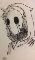 eyeless jack drawing by crazy2dragons