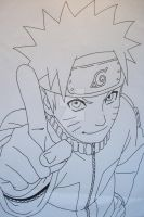 I'm the No.1!! Naruto Uzumaki by SakakiTheMastermind
