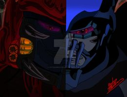 Megatron - Duality (Beast Machines Edition) by OptimumBuster